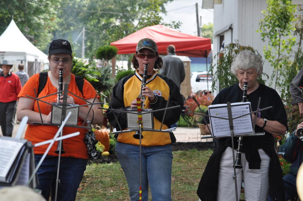 Walhonding Rube Band at the Fair03