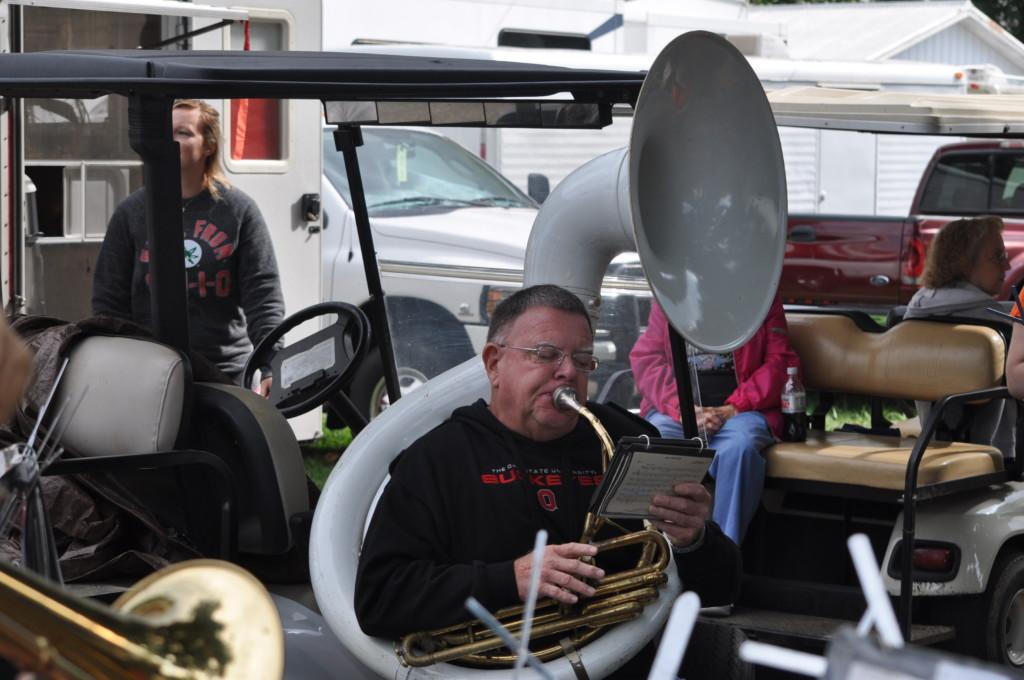 Walhonding Rube Band at the Fair04