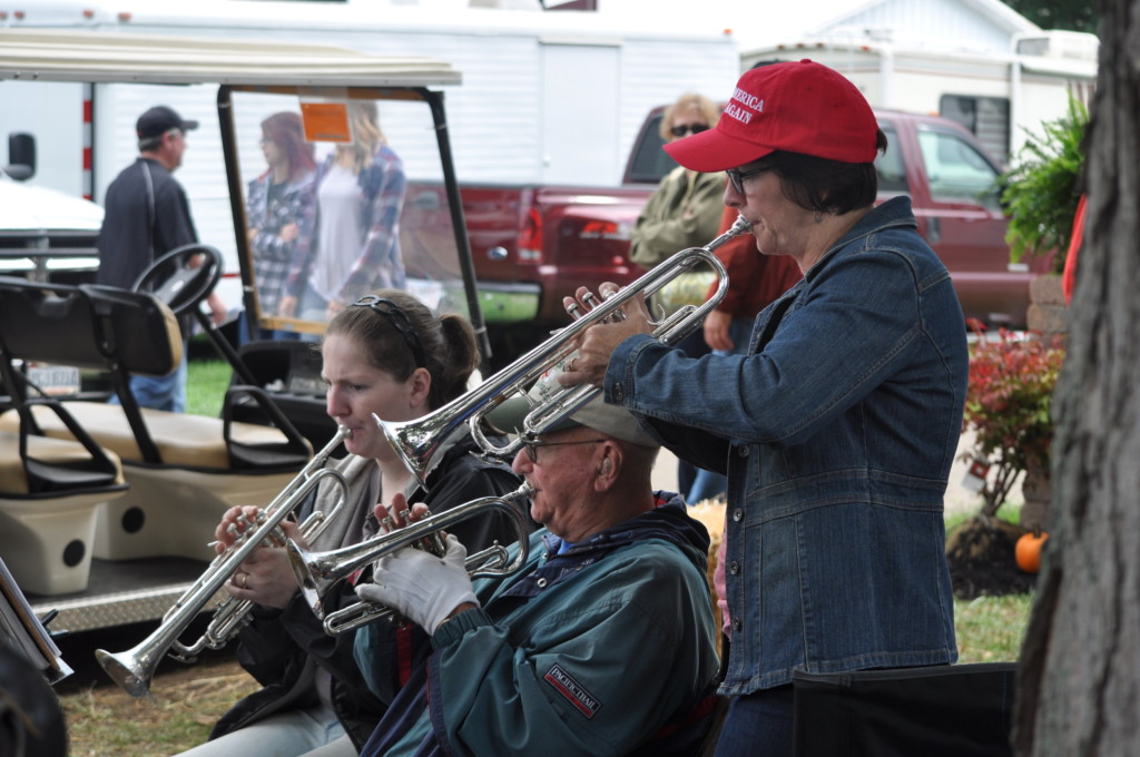 Walhonding Rube Band at the Fair08