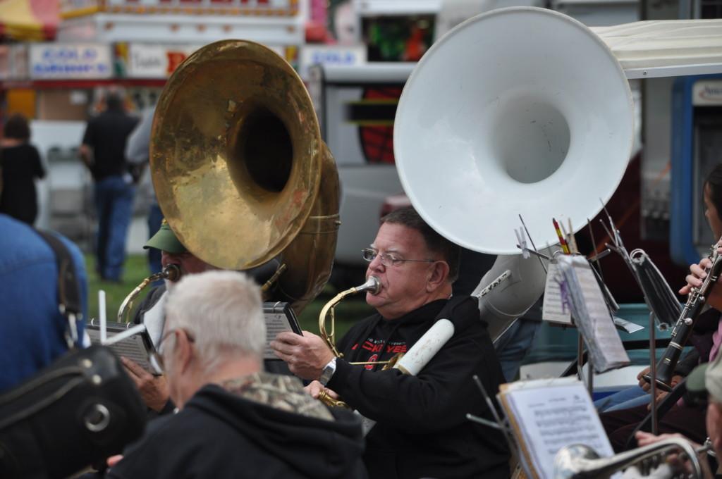 Walhonding Rube Band at the Fair10