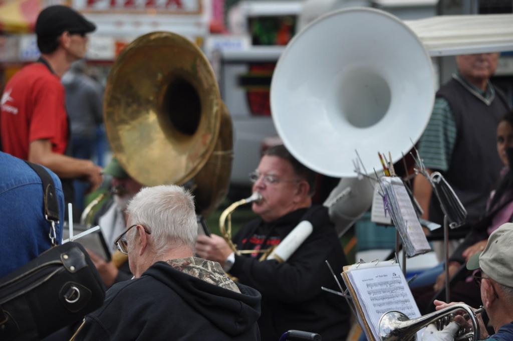 Walhonding Rube Band at the Fair11