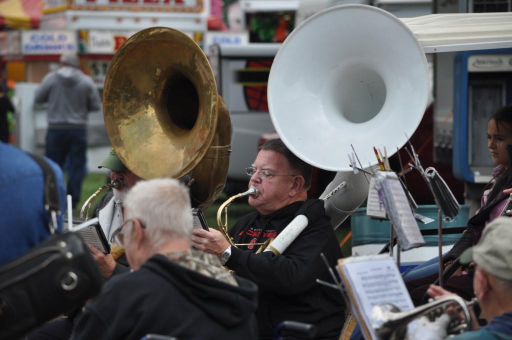 Walhonding Rube Band at the Fair12