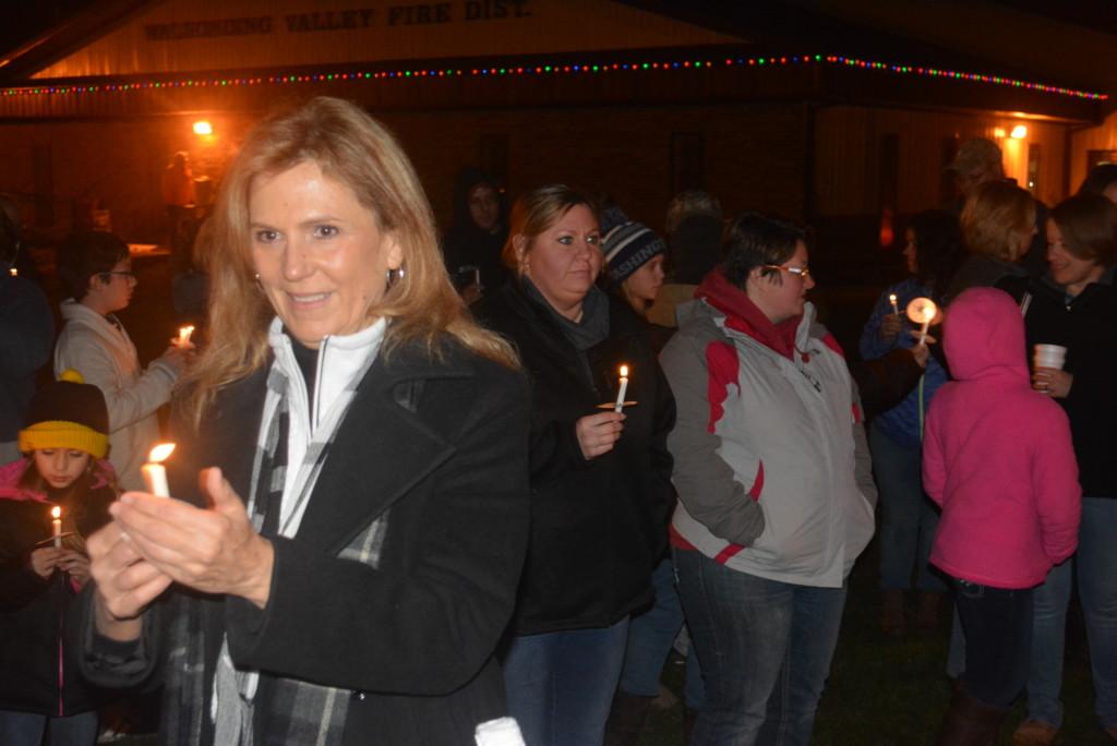 Warsaw Candlelighting31