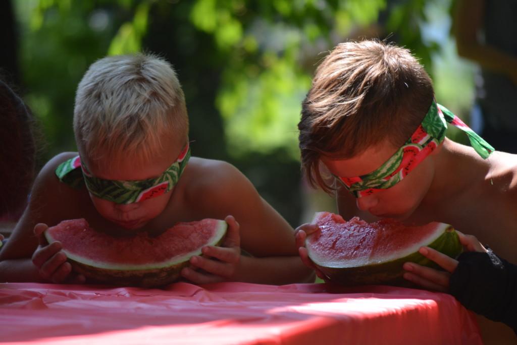 Watermelon Contest 107