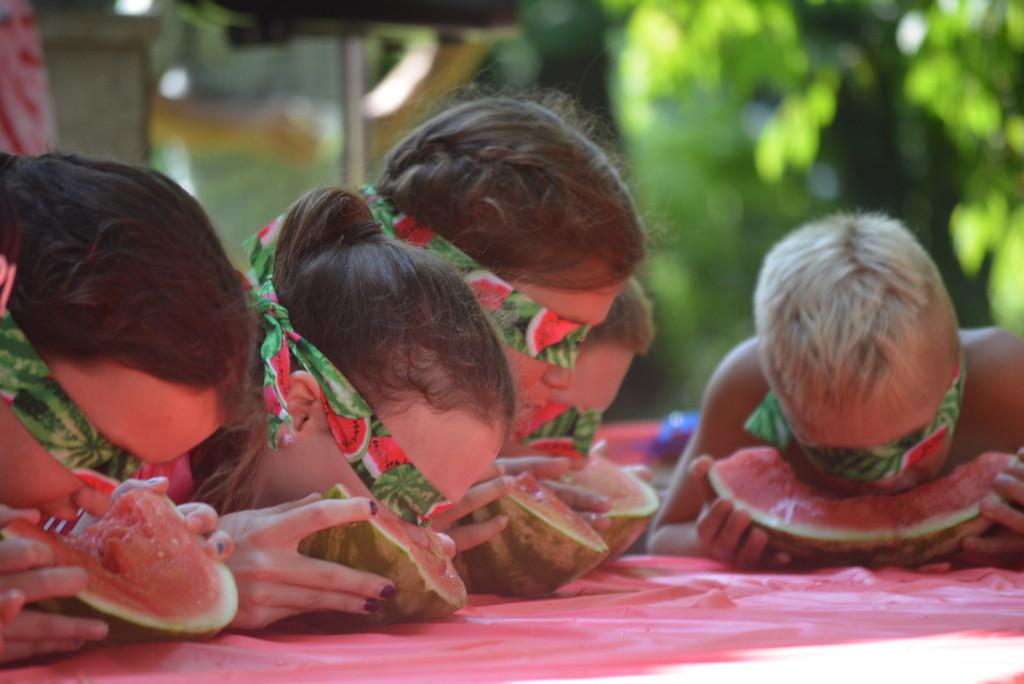 Watermelon Contest 123