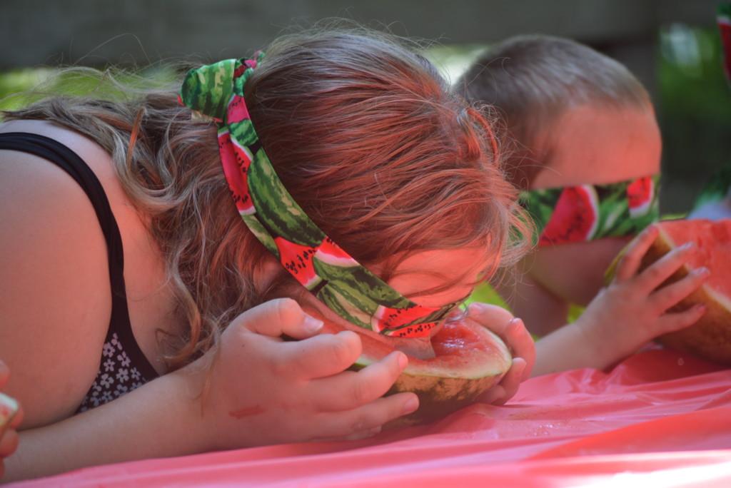 Watermelon Contest 136