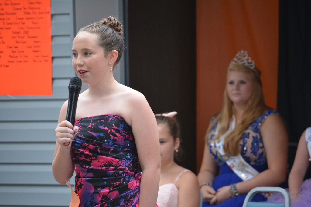 West Lafayette Homecoming Queen Contest54