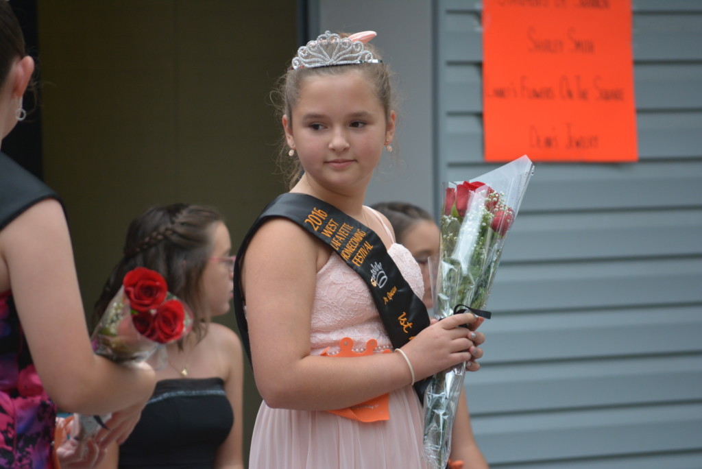 West Lafayette Homecoming Queen Contest86
