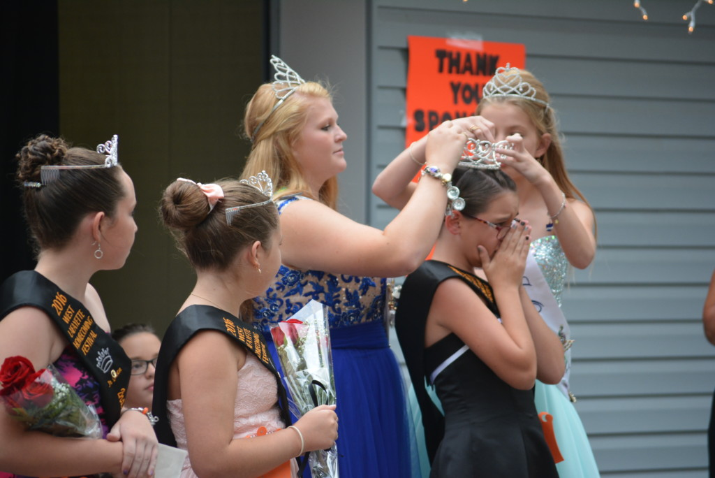 West Lafayette Homecoming Queen Contest91