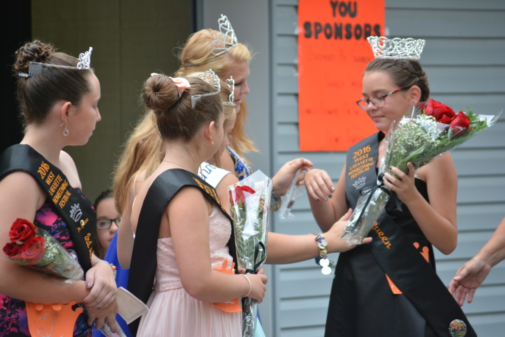 West Lafayette Homecoming Queen Contest95