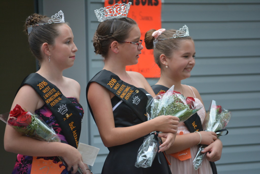 West Lafayette Homecoming Queen Contest97