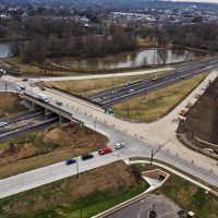 Bridge project set for completion in mid-August