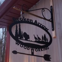 Broken Arrow Woodworking features unique hand crafted items