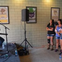 Casee Allen hosts first hometown music fest