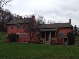 Crowtown Yoga classes will take place in the caretakers cottage at Clary Gardens during November.