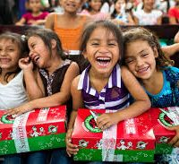 COVID-19 impacts Operation Christmas Child collections