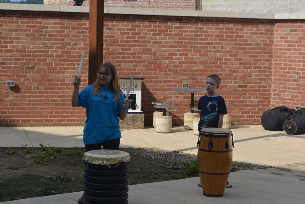 drumming in the park08