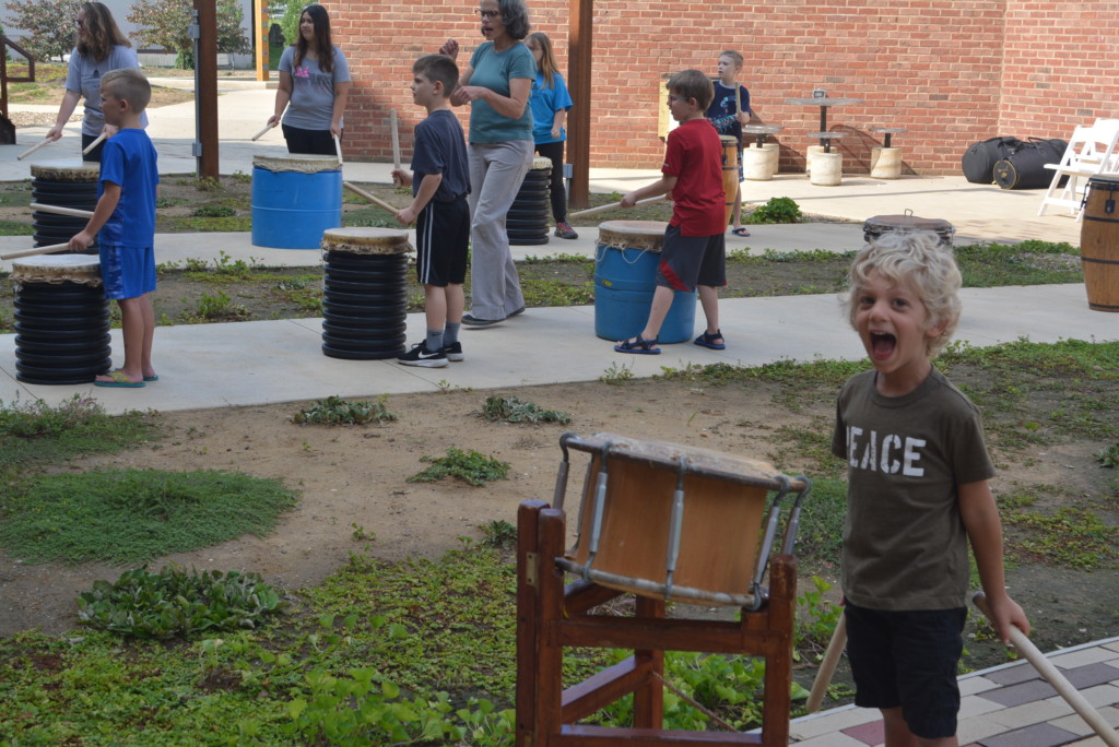 drumming in the park10