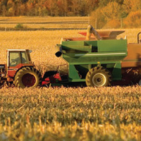 Agricultural fertilizer applicator certification set