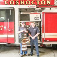 Crowtown Mill Designs creates custom pieces for first responders