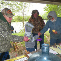 25th annual fishing derby held at Lake Park