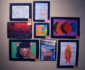 The Johnson-Humrickhouse Museum is delighted to present A Playground of Color featuring elementary school art from Coshocton County. Contributed   Beacon