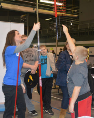 More than 1,000 people attended the 2016 Health, Safety, and Wellness Expo and organizers are expecting another good crowd at the fifth annual event being held from 9 a.m. to 1 p.m. Saturday, Jan. 21 at Kids America. File | Beacon