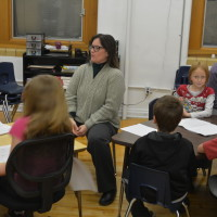 Union students learn about holidays around the world