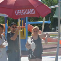 Lifeguard class will still be held