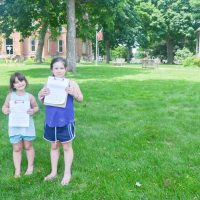 Library offering scavenger hunts as part of summer reading program