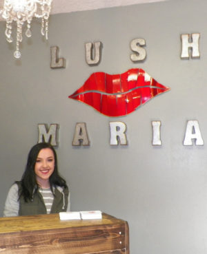 Alicia Blakely recently opened Lush Maria, a women's clothing store located in Newell's Mini Plaza on Second Street. Jen Jones | Beacon