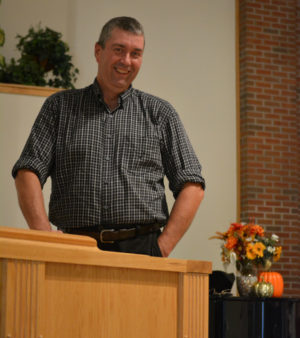 The Coshocton Christian Tabernacle recently welcomed new senior pastor Mike Jansen. He and his wife Sandy have eight children and the three who are still at home with them joined them in their move to Coshocton from Walton, NY. Josie Sellers | Beacon