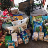Beacon has successful pet food drive