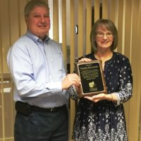 Skowrunski celebrates successes with Coshocton Port Authority