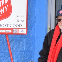 Pigman is a fixture with The Salvation Army
