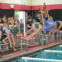 Rising Tide Aquatic Club hosts meet at CHS