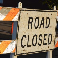 CR 186 to close temporarily