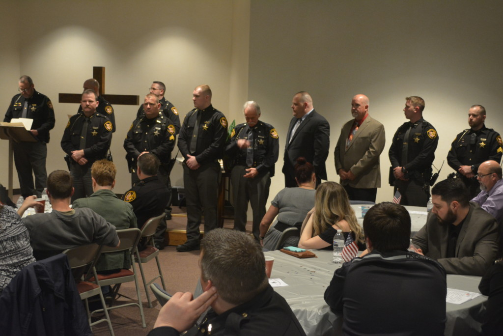 sheriff's office banquet03