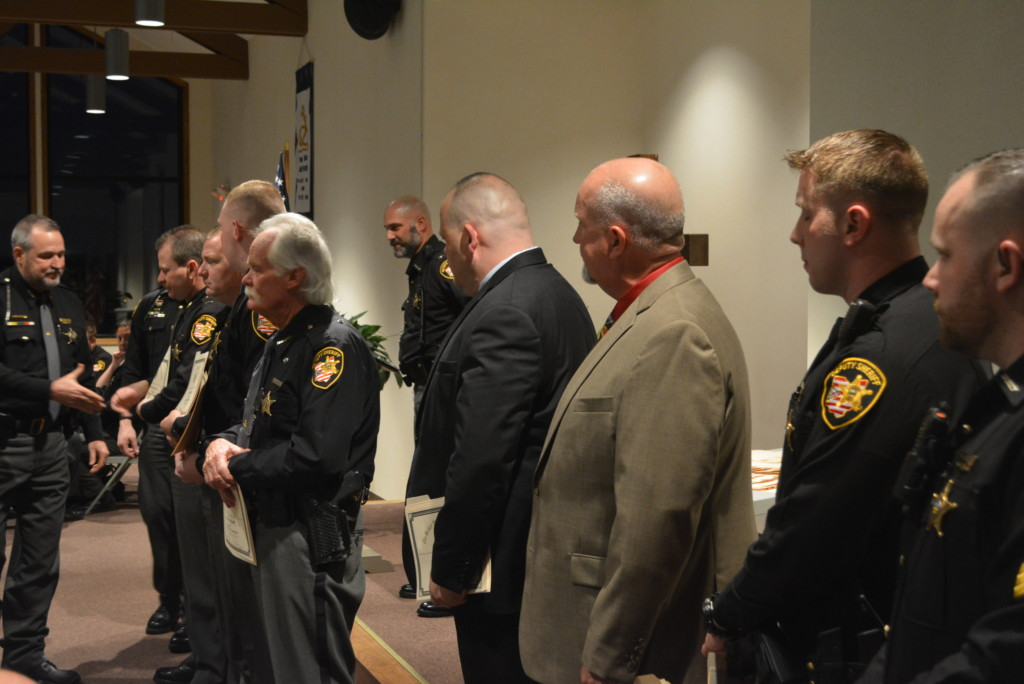 sheriff's office banquet06