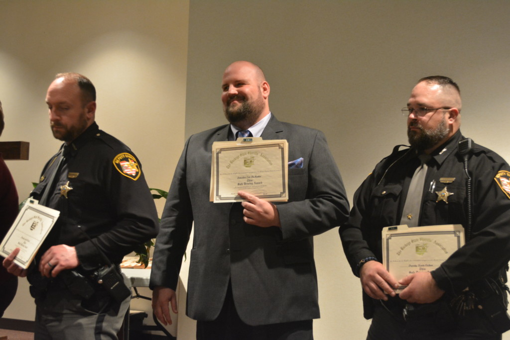 sheriff's office banquet07