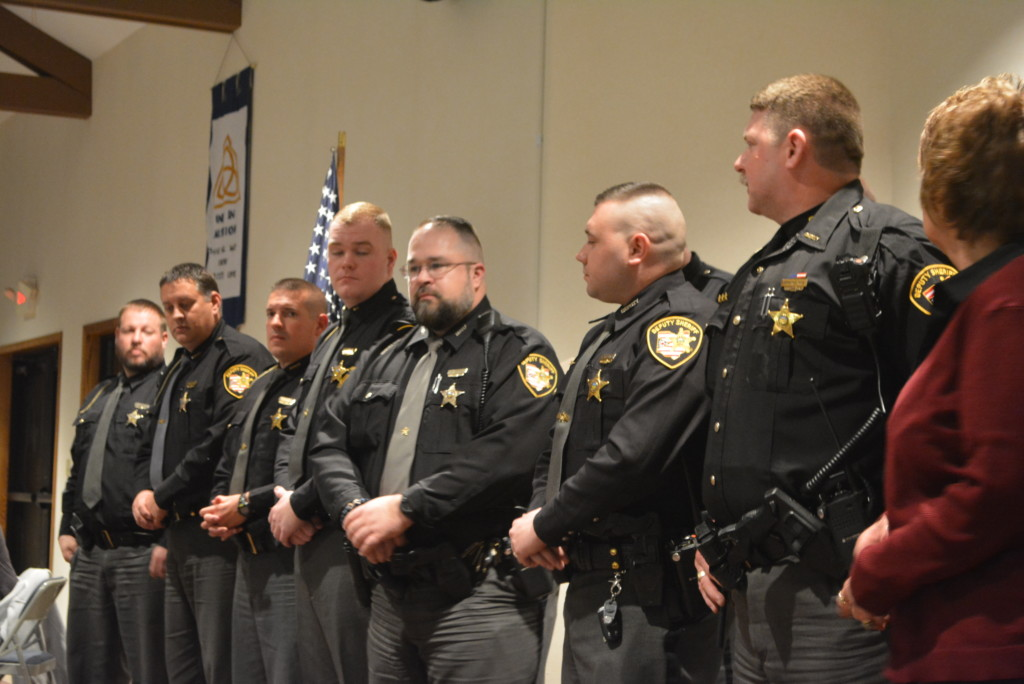 sheriff's office banquet10