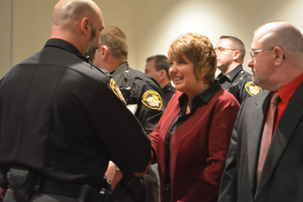 sheriff's office banquet12