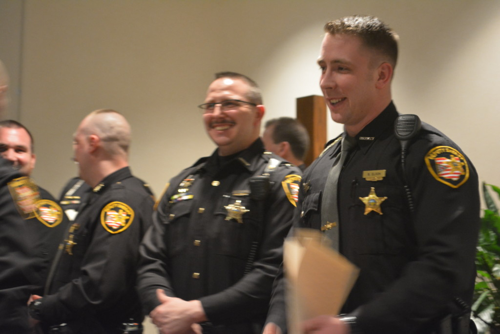 sheriff's office banquet18