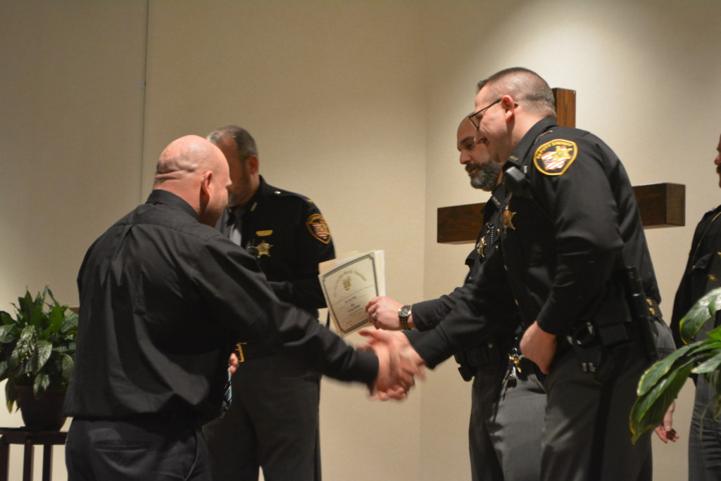 sheriff's office banquet23
