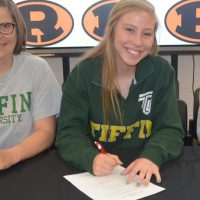 Ridgewood's Simpson signs with Tiffin