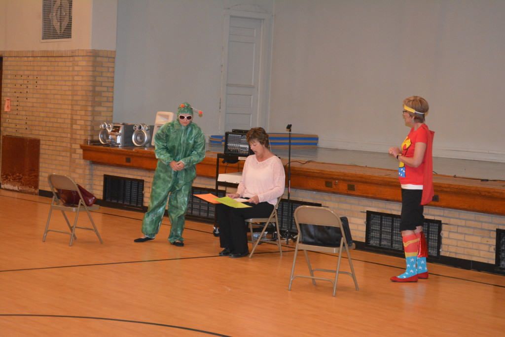 summer reading skit08