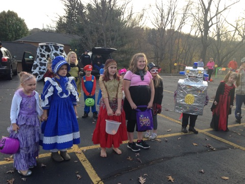 trunk or treat09